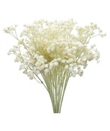 """10pcs Babies Breath Flowers 23.6"""" Artificial Gypsophila Bouquets Real To... - $39.99"""