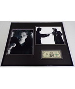 James Cagney Signed Framed 16x20 $1 Bill & Photo Display Angels with Dir... - $224.39