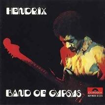 Jimi Hendrix Band Of Gypsys Cd (1987) W Germany 1st Pressing - $18.00