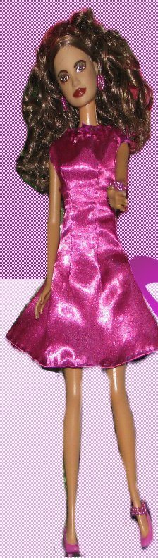 Fashion Doll Elena OOAK Refashioned Barbie