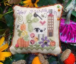 Safety Gathered Pincushion Kit cross stitch kit Shepherd's Bush - $22.00