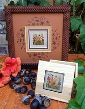 Autumn Box Kit cross stitch kit Shepherd's Bush - $12.00