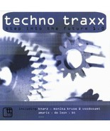 Techno Traxx: Step Into the Future 1.0 [Audio CD] Various Artists - $16.62