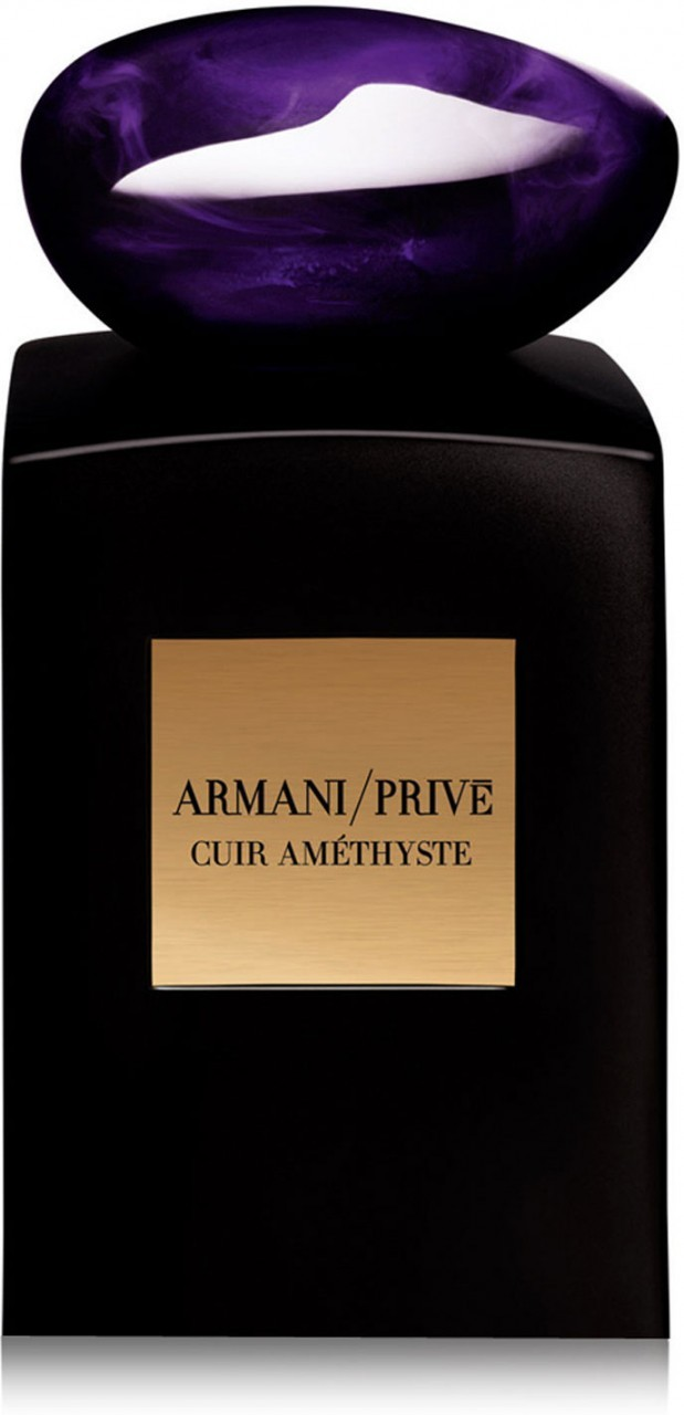 CUIR AMETHYSTE by ARMANI/Prive 5ml Travel Spray Birch Whiskey Leather Perfume