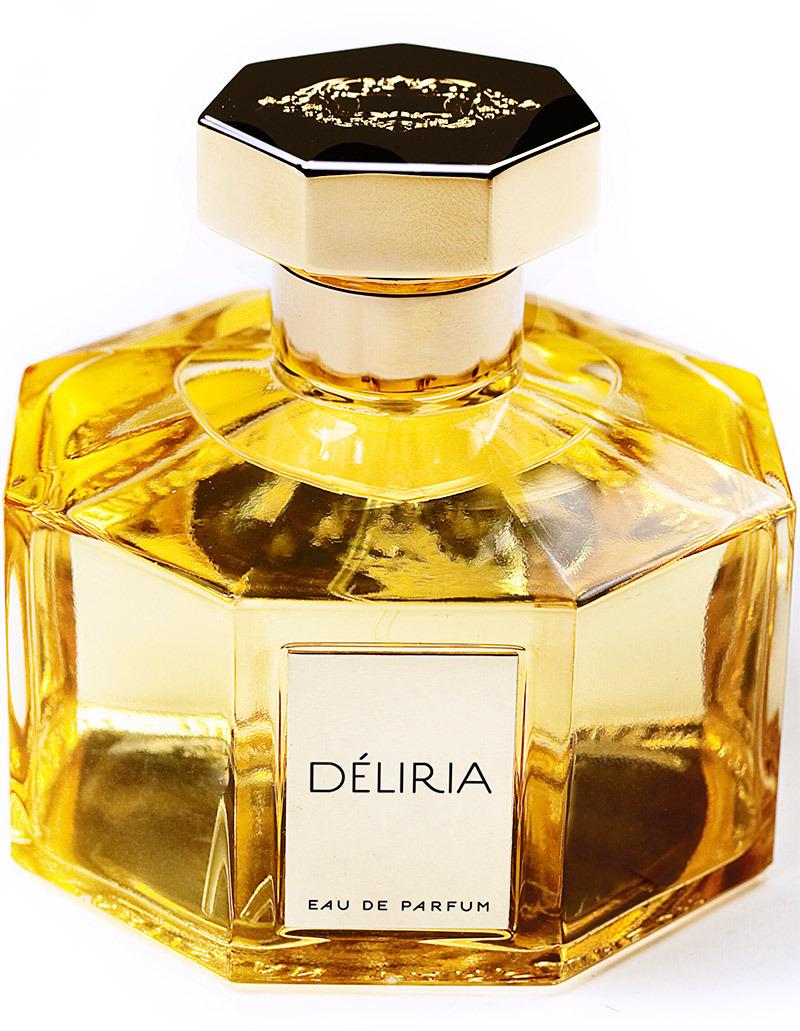 DELIRIA by L'ARTISAN Perfume 5ml Travel Spray EDP Rum Apple Toffee Fragrance