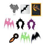 Mix Bats-Digital Download-ClipArt-Art Clip-Digi... - $3.00