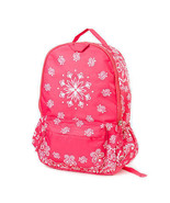 Bandana Print Backpack Coral Girl's School Book Bag - NWT - $29.69