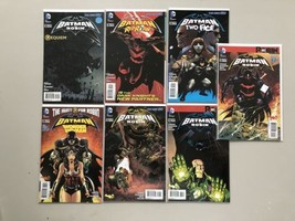 Lot of 7 Batman and Robin (2011 2nd Series) from #18-35 VF-NM Near Mint - $23.76