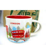 "STARBUCKS LONDON ""You are here mug"" YAH NEW RELEASE 2016 Ships From USA ... - $47.99"