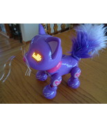 Spin Master LTD Meowzies Zoomer Purple Interactive Electronic Pet Cat To... - $16.99