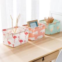 Desktop Container Box Storage Pencil Basket Holder Organizer Desk Office... - $17.39 CAD
