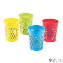 Religious Plastic Cups - $17.23