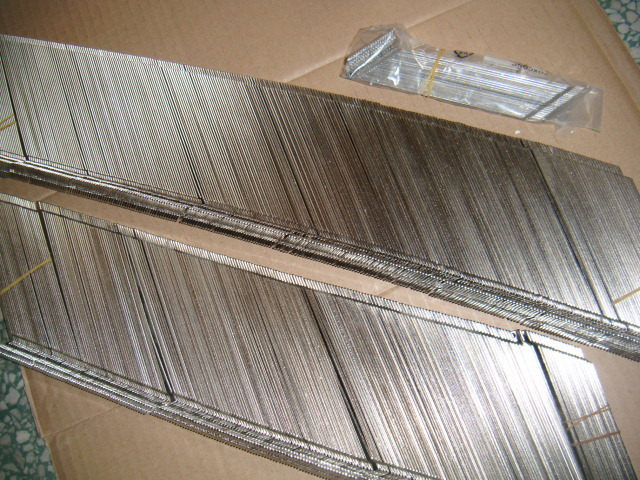 Lot of 20 FOXCONN PCI Bracket Baffle db9 Serial VGA port Full-height w/screw