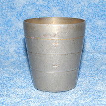 Vintage Mirro Aluminum Measuring Cup 1 C. Measure USA 2623M  - $5.25