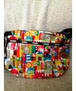 Lesportsac Disney IASW Magical Journey Collection Cleo NWT w/ Charm - $185.00