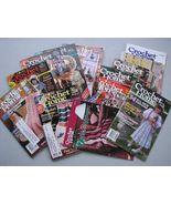 13 Crochet Home Magazines Lace Tablecloth Doili... - $14.93