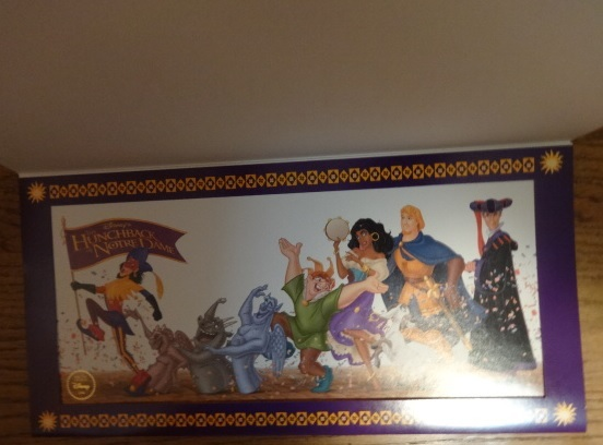 Walt Disney lithos SLEEPING BEAUTY PETER PAN HUNCHBACK