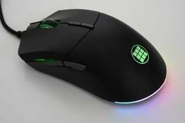 Micronics G20M USB Wired Gaming Mouse RGB Effect 2000DPI image 2