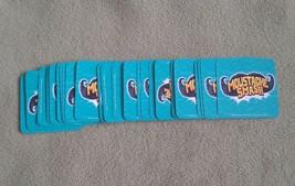 MOUSTACHE SMASH Game replacement pieces parts 32 MOUSTACHE CARDS - $7.69