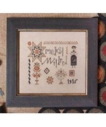Modest Mildred cross stitch chart Jeanette Douglas Designs - $9.00