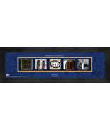 Personalized Emory University Campus Letter Art Framed Print - $39.95