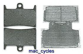 Yamaha Disc Brake Pads FZR600 Fazer 1998 Front & Rear (2 sets)