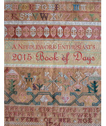 A needlework enthusiasts 2015 book of days thumbtall
