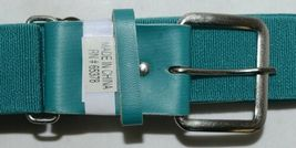 Unbranded Turquoise Adjustable Sports Belt 23 To 36 Inches image 3
