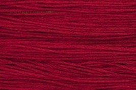 Candy Apple (2268a) 6 strand embroidery floss 5yd skein Weeks Dye Works - $2.25