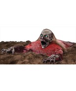 Clawing Animated Lucy the Corpse Halloween Prop New - $197.99