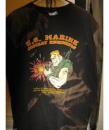 Adidas US Marines Combat Engineers Company A Salem Oregon XXl T-shirt - $63.37