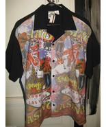Mosquitohead Viva Las Vegas bowling old school VLV shirt XL - $63.37