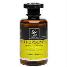 Apivita Propoline Frequent Use Shampoo with Camomile & Honey 250ml - $18.99