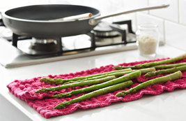 Home Gifts Bubble towels Chef Bar kitchen Drying fruits vegetables NEW d... - $19.00