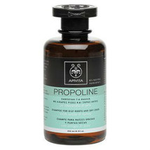 Apivita Propoline Shampoo for Hair with Oily Roots and Dry Ends 250ml - $18.99