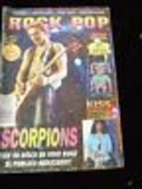 Rock Pop 296 Scorpions Kiss and more - $16.99