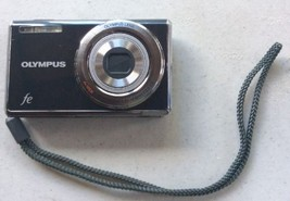 Olympus FE-4010 12MP Digital Camera w/ 4x Wide Angle Optical Zoom FOR PARTS - $11.57