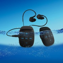Waterproof 8GB MP3 Music Audio Player For Underwater Swimming, Running, ... - $47.01