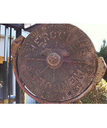 CLASSIC VINTAGE 1 Ton CHISOLM MOORE HERCULES MANUAL CHAIN HOIST - $266.31