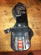 ONE Delta motor on off switch & lockout key toggle power - $25.00