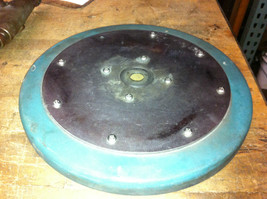 "VIBRATORY BOWL Deburr Tumbler Machine top 14-1/8"" inside diameter - $39.00"
