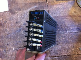 nihon vi350-24 POWER SUPPLY 85-132v input 24v 2.2a output - $24.75