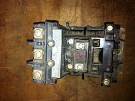 ALLEN BRADLEY 500L-BOD93 CONTACTOR 120V COIL CB236 - $25.00