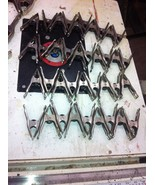"Lot of 38 PONY 3201 1"" Spring Clamps - $149.00"