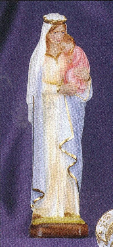 Madonna and child 12 statue