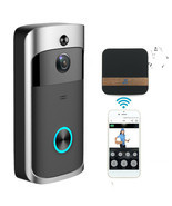 Wireless Camera Video Doorbell Home Security WiFi Smartphone Remote Video - ₹7,238.59 INR