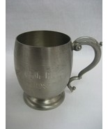 Vintage English Pewter Mug Sheffield England - $13.98