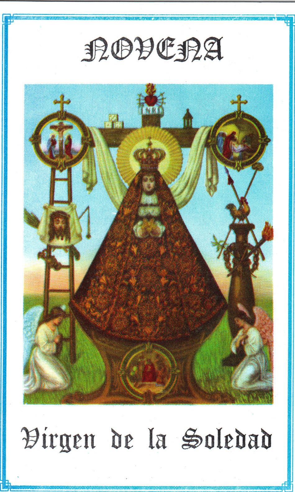 Virgen de la soledad s43