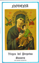 Novena - Virgen del Perpetuo Socorro - $2.99