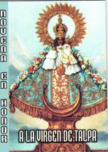 Novena en Honor a la Virgen de Talpa - L330.0056